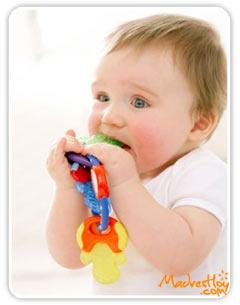 bebe-denticion