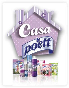 Promoción CasaPoett en Uruguay Poett