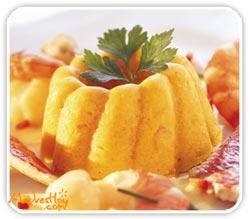 flan-zanahoria