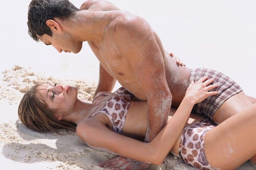 relaciones sexuales playa