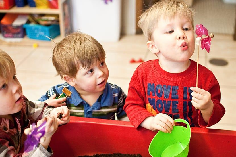 6 Actividades para niños de 1 a 2 años, ¡les encantan!