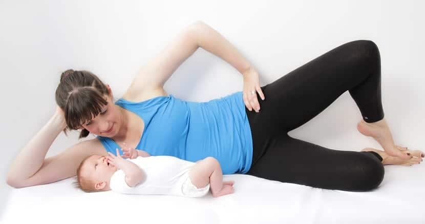 Recuperar la figura después de ser madre