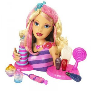 Barbie candy