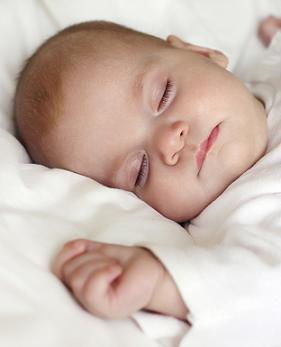 bebe dormiendo