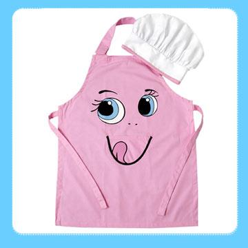 mandil de cocina para niñas