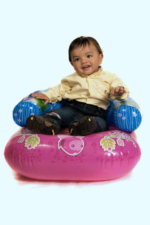 sillon de aire para bebés