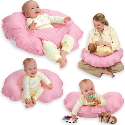almohada para bebés, multiusos