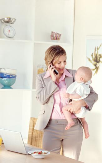 madre ejecutiva