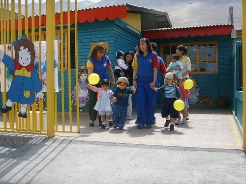 Auxiliar de jard n de infancia cuando el cuidado de los for Auxiliar de jardin de infancia a distancia