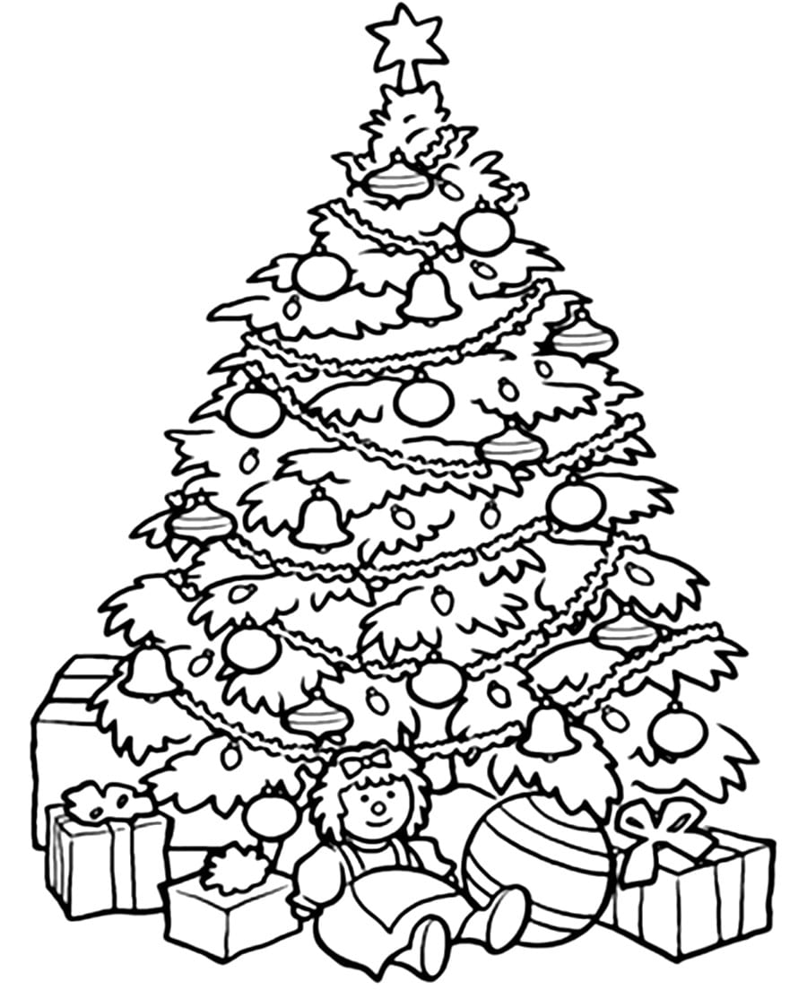 Precious Moments Christmas Tree Ornaments - Free coloring pages of ...