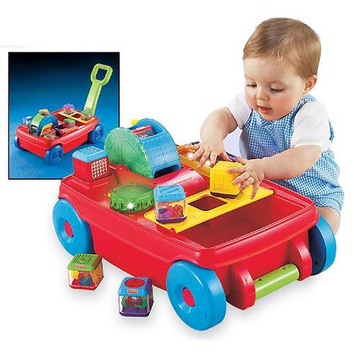 la importancia de los juguetes en los niños