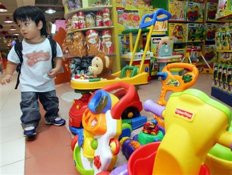 la importancia de los juguetes