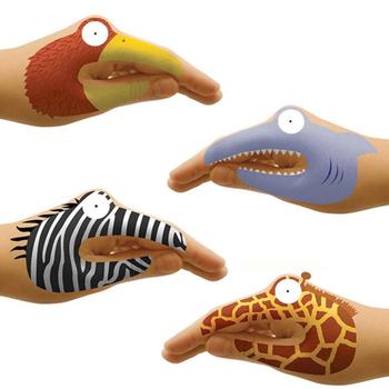 manos parlantes-animales