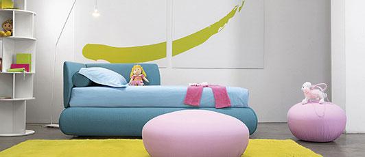 decoración moderna para los niños