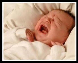 colicos en los bebes