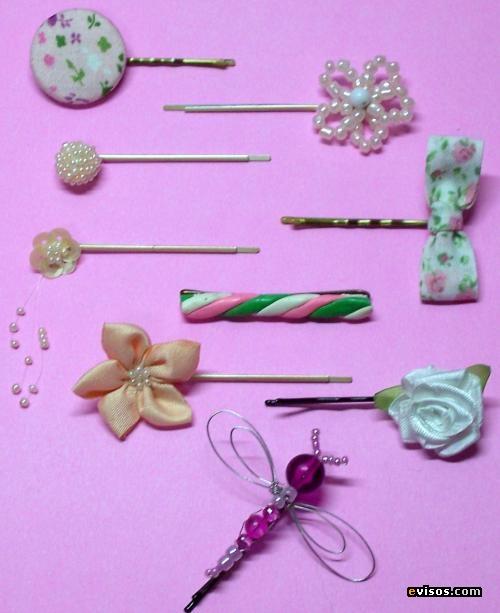 ganchitos para niñas