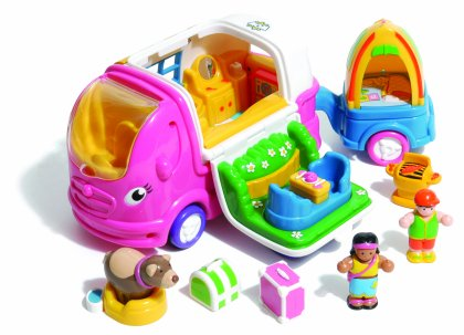 casa de campo de juguete