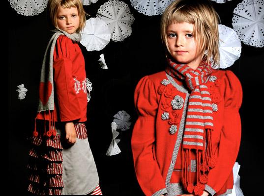 moda fashion para niñas