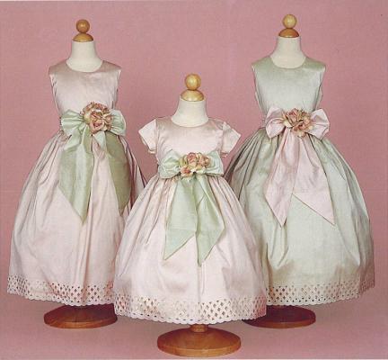 vestidos para damitas