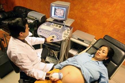 Exámenes durante el embarazo