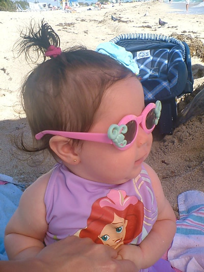 protejerlos del sol a los niños