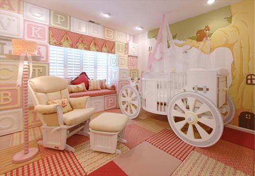 dormitorio del bebé