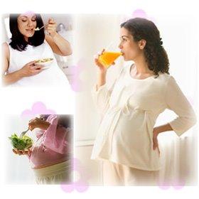 nutricion y embarazo
