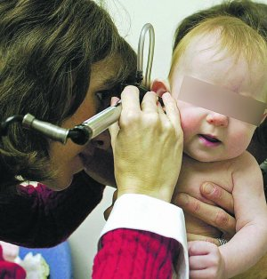 cuidado de los oidos del niño