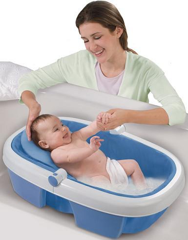 1129 El baño del bebé (II)