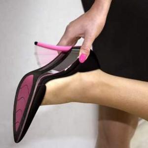 tacones altos2 300x300 Los zapatos de tacón durante el embarazo