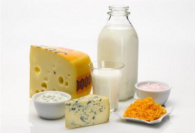 113 Los productos lácteos durante el embarazo