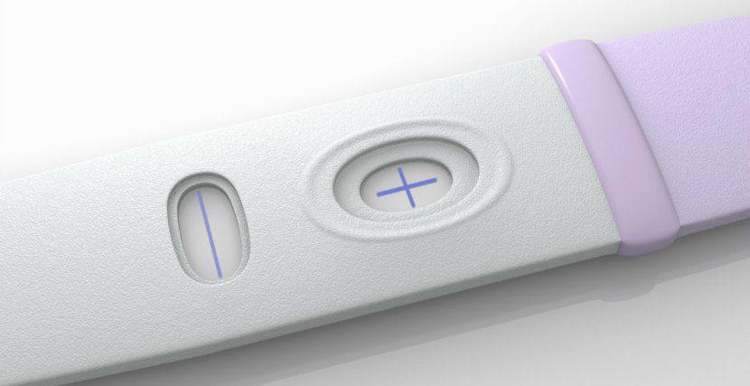 Test de embarazo positivo