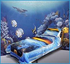 habitacion del mar