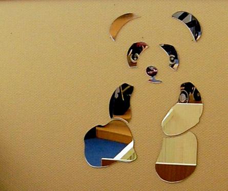 Espejos vinilos decorativos y funcionales for Espejos con formas originales