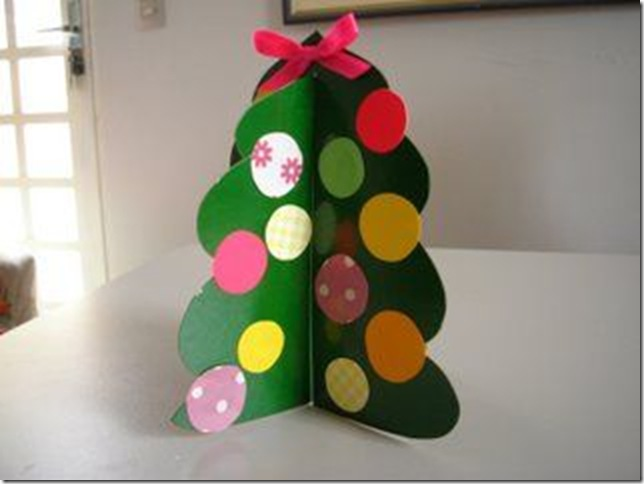 Manualidades navideas para realizar con los nios