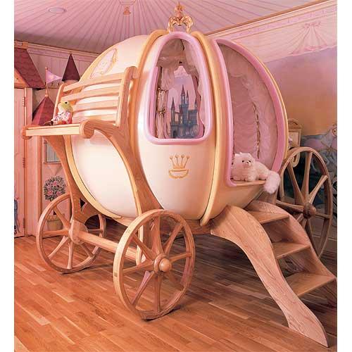 cama carroza