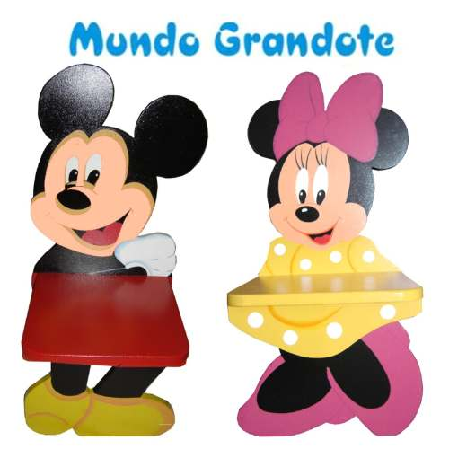 sillas mickey