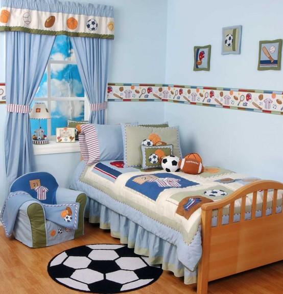 Guardas Para Habitaciones Infantiles - Imagenes-habitaciones-infantiles
