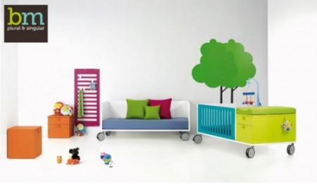 ideas para decorar, línea bm de muebles para niños - Muebles Para Ninos