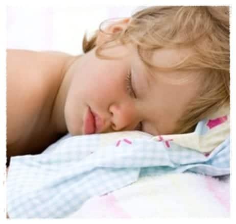 La siesta del bebé