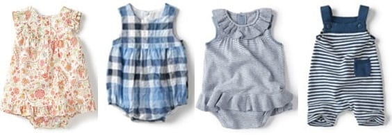 Ropa de bebés Zara 2011
