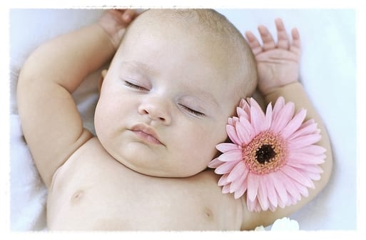 Nombres primaverales para tu bebé