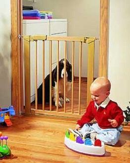 Rejas de seguridad para beb s - Puertas seguridad ninos ...