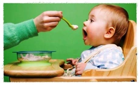 Alimentación de 1 a 6 años