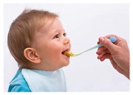 Menú semanal para el bebé