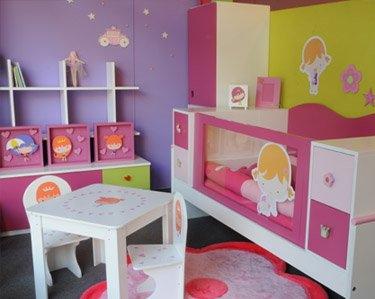 Muebles para el cuarto del beb - Muebles para cuartos de ninos ...