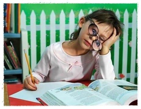 Descanso y rendimiento escolar