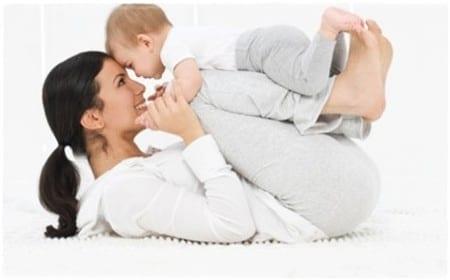 Tonificar tu cuerpo tras el parto