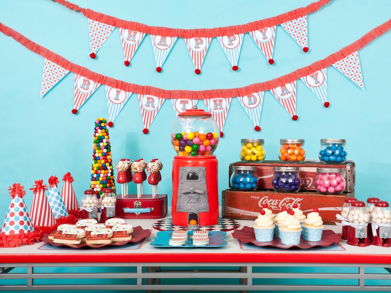 C mo elegir los motivos para decorar la fiesta de cumplea os - Decorar para un cumpleanos ...