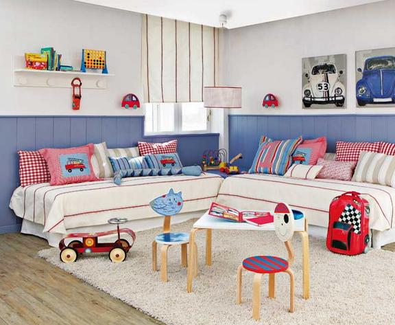 C mo decorar el cuarto de juegos - Juegos de decorar cuartos para ninas ...